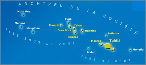 La Polynésie Française - La Grande Escapade
