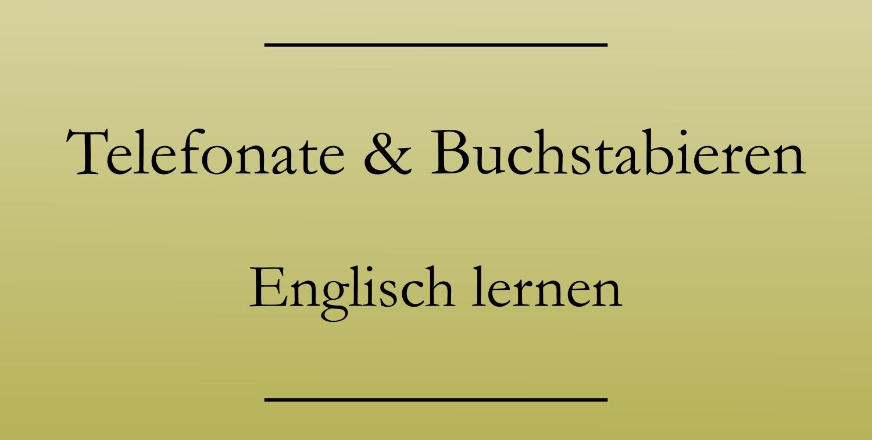 Englisch Besetzt
