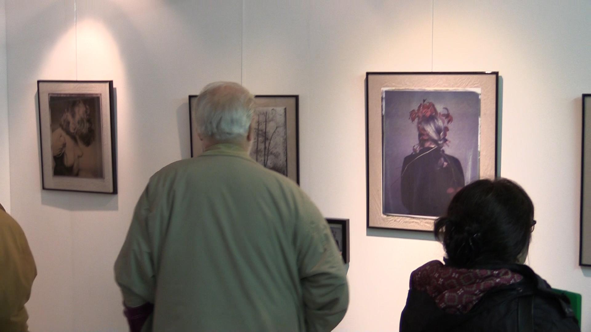 L'exposition d'Elizerman