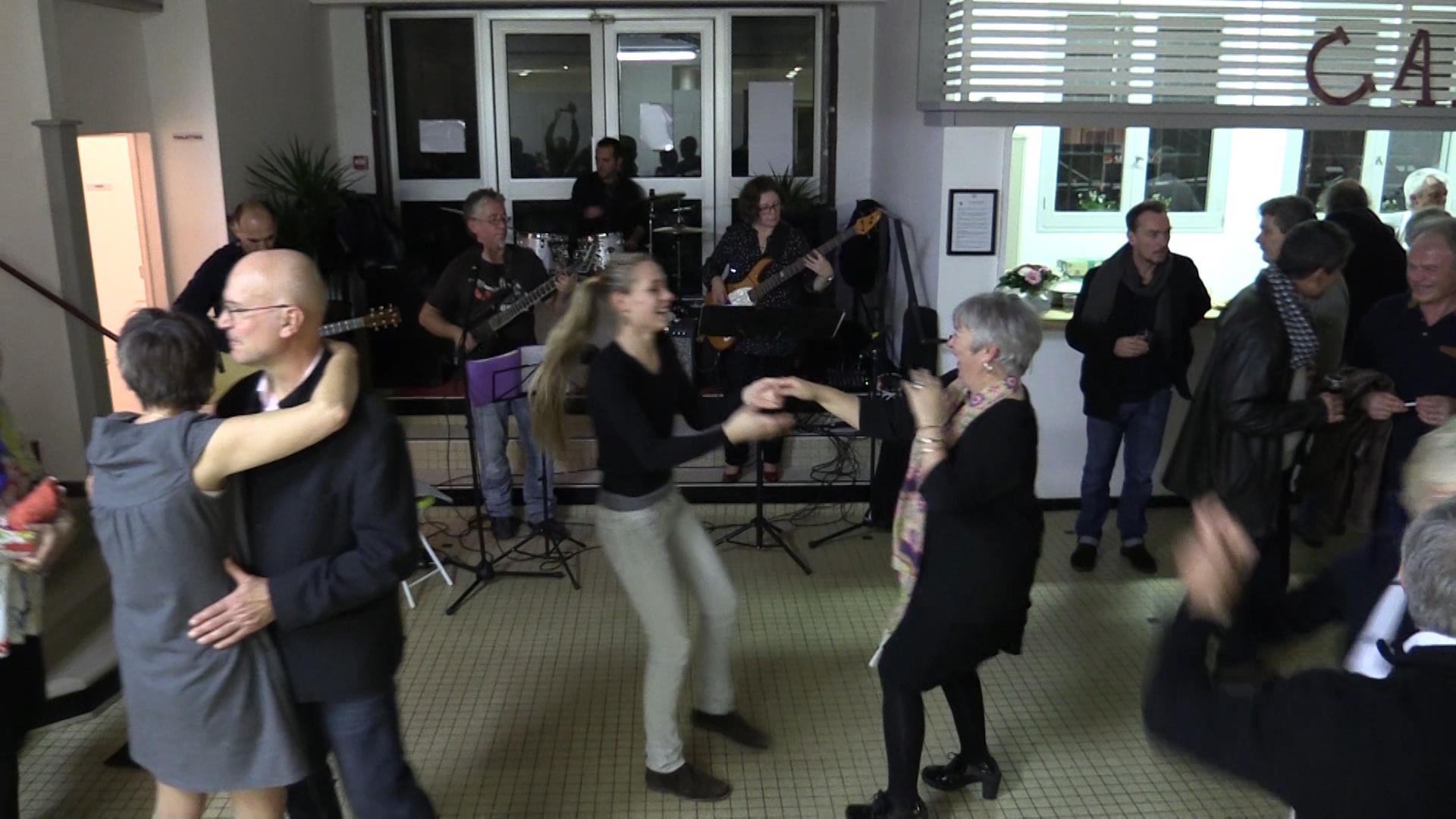 Quelques pas de danse en musique