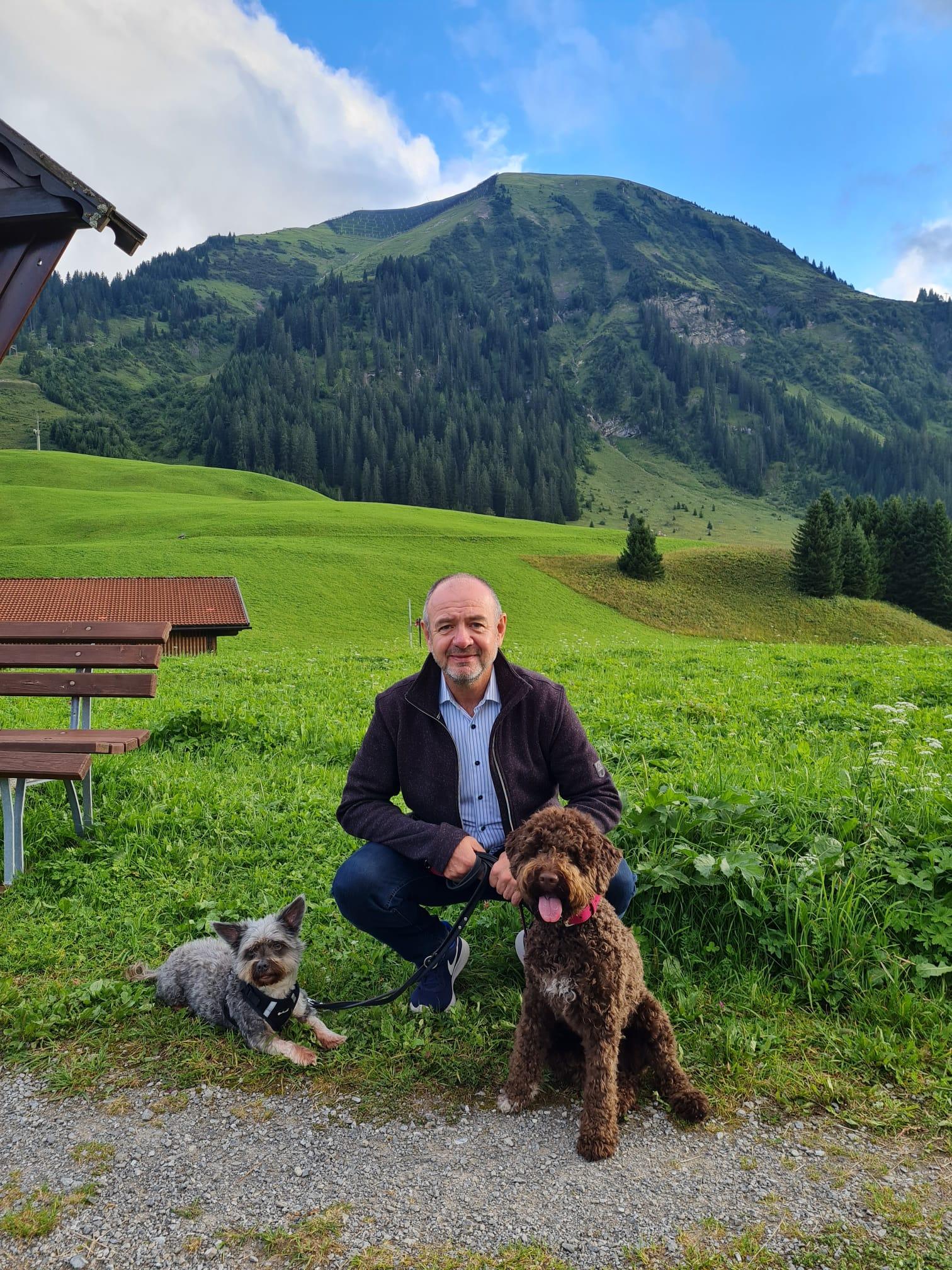 Urlaubsgrüße aus Tirol