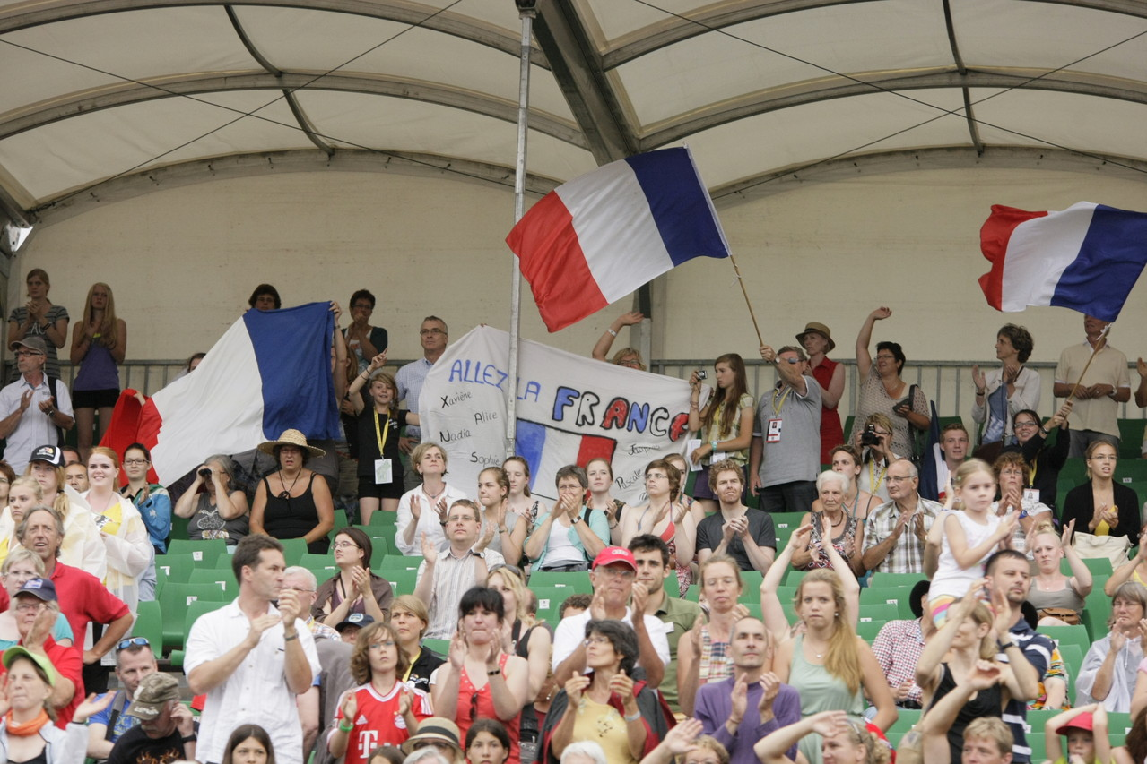 Allez la France !!!! - Photo David Seltz