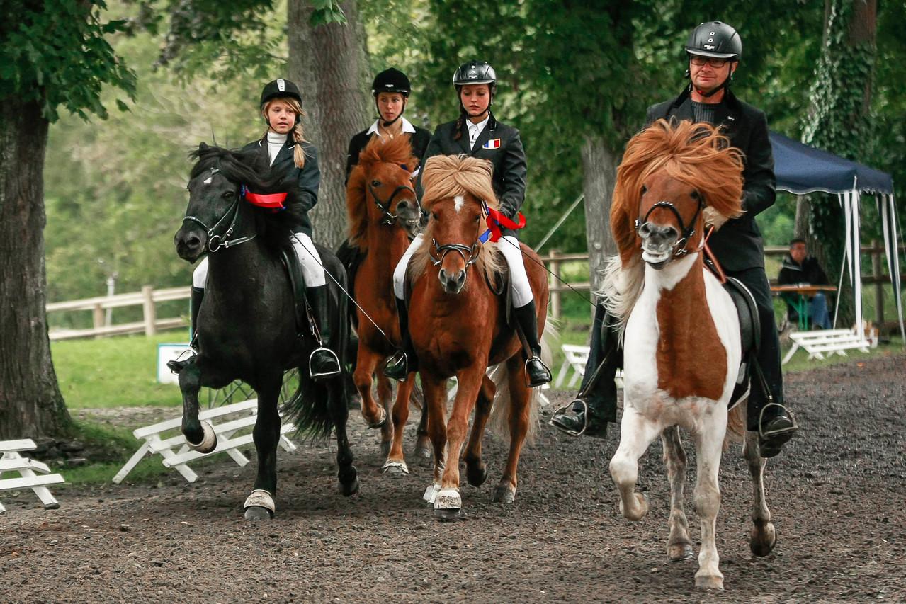 Championnat de France d'Equitation Islandaise