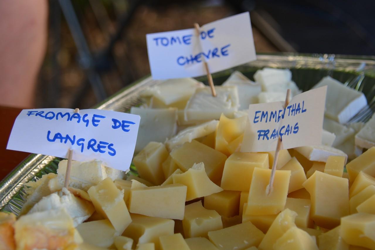 Dégustation de fromage chez les français - Photo FFCI