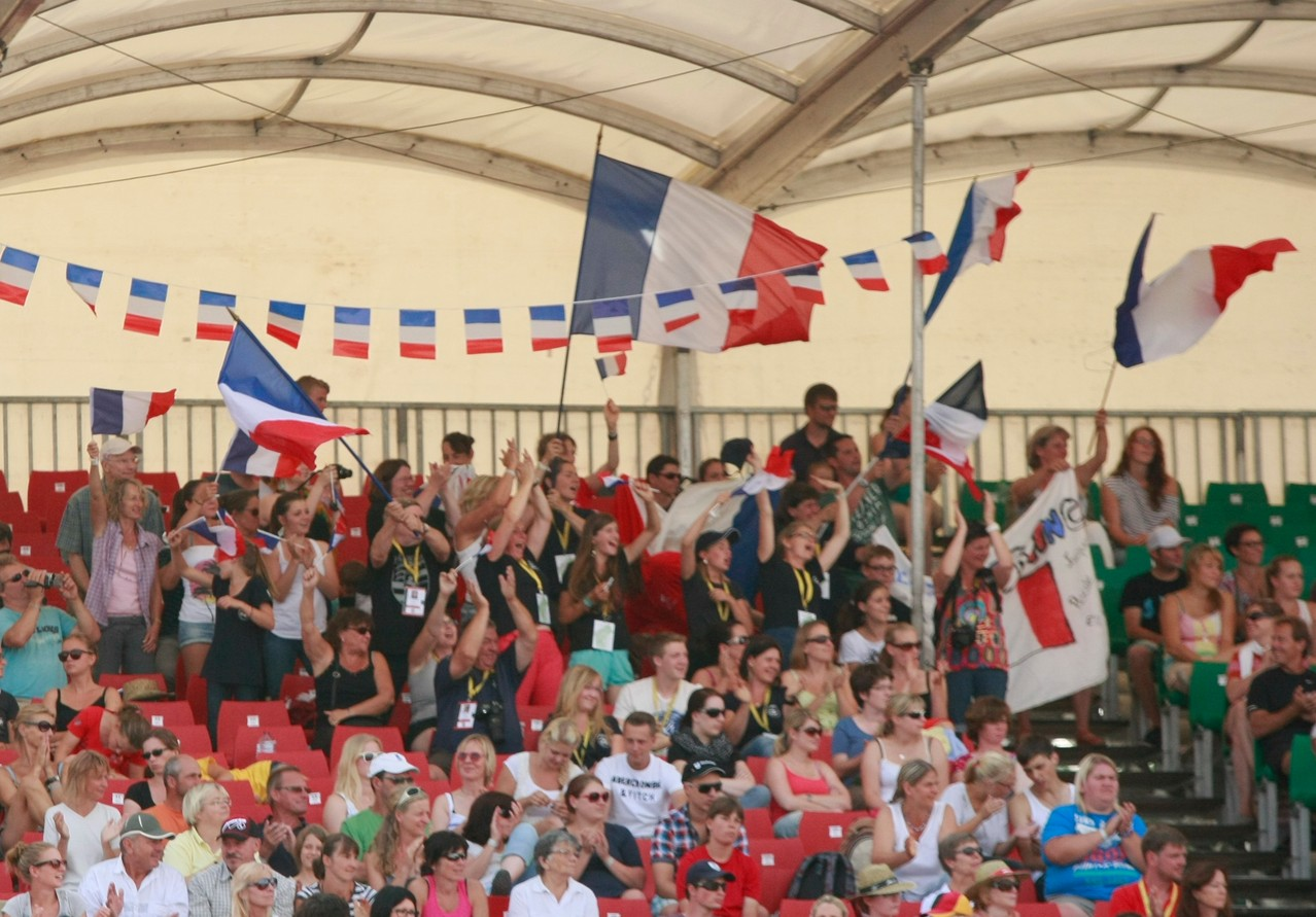 Championnat du Monde d'Equitation Islandaise - Photo David seltz