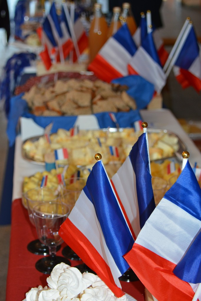 Soirée des nations - Photo FFCI