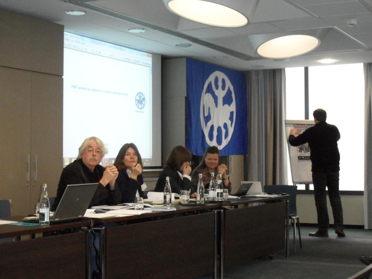 Conférence FEIF à Strasbourg