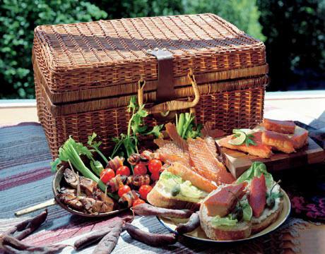 luxe picknick