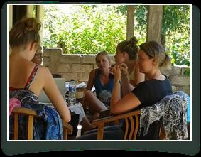 volunteer, volunteering, introduction, Bali, teaching children, education.