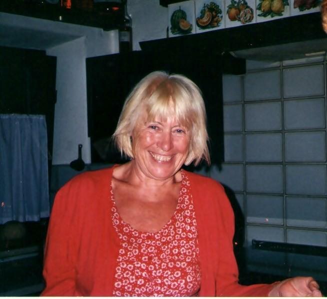 Maria Anker, my yoga teacher and dear friend!