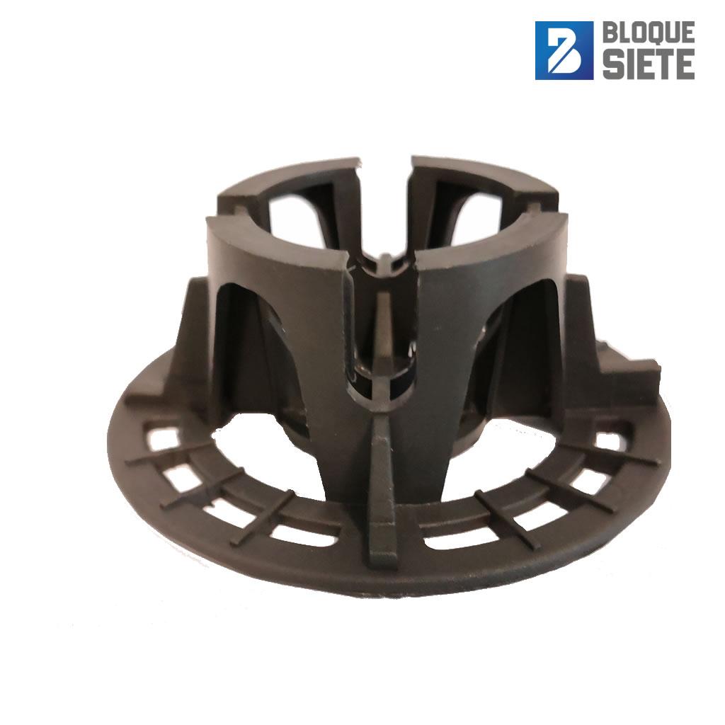Mod. EAC 25/3 - 2.5 cm