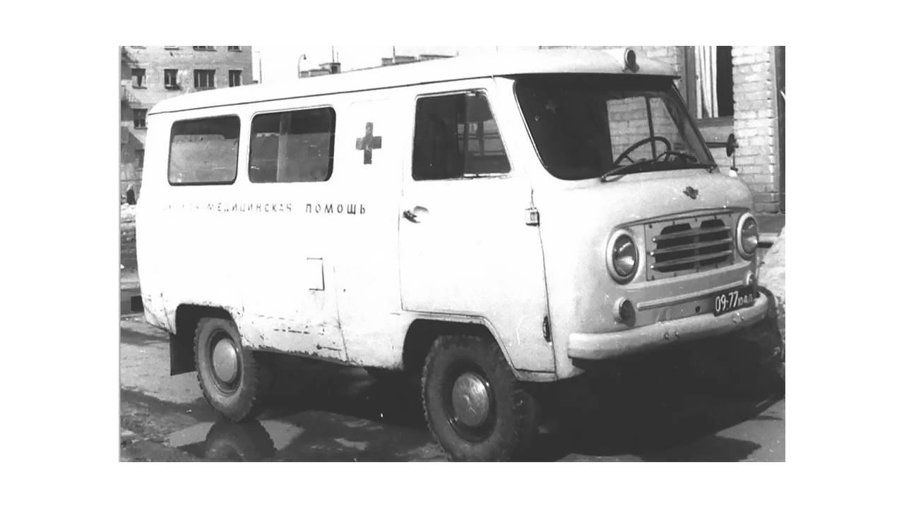 Le 450 avait une version ambulance