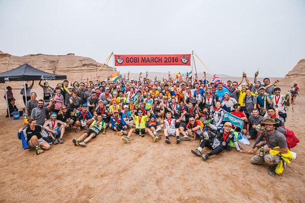 Marathon de Gobi