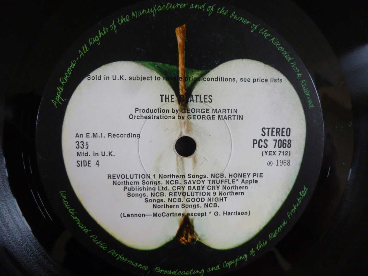 The Beatles Close Up Rock Wallaby Records