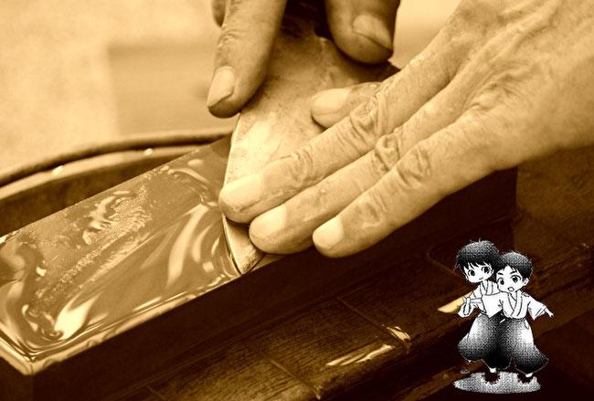 合気道の受身は砥石(といし) ~相手を磨いてあげる~