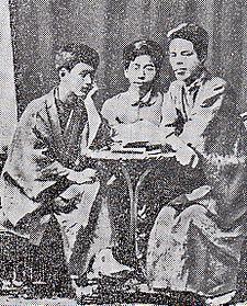 新渡戸稲造、宮部金吾と共に札幌農学校時代