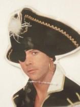 Piratenhut, Fr.8.-