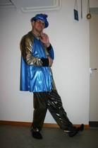 Kostüm Gr.L/XL, Fr.25