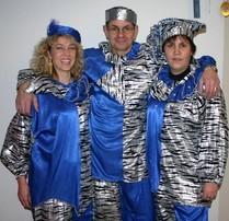 Eiszeit Kostüme> Verschiedene Grössen und Varianten erhätlich. Pro Kostüm, Fr.30.-