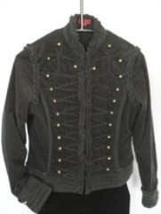 edle Piratenjacke Damen Gr.36/38, Fr.20.-