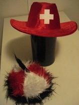 CH-Cowboyhut (3Stk.am Lager) Fr.7.-, Cap Fr.4.50