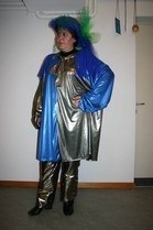 Kostüm Gr.L/XL, Fr.25.-