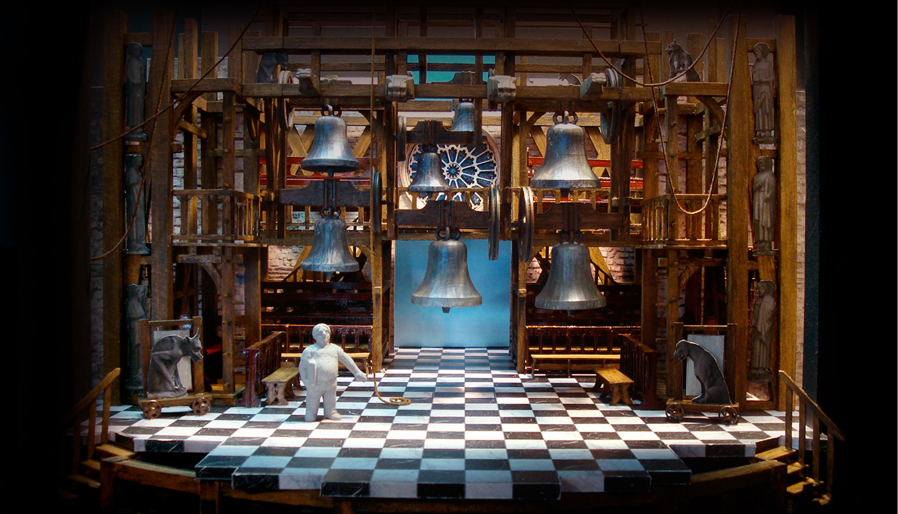 assistant scenic design  selected
