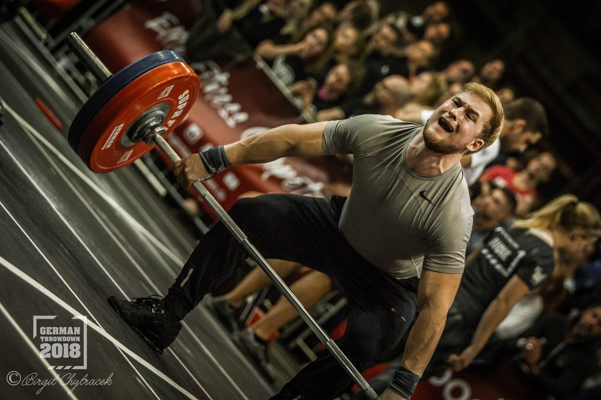 Noel Nagel - CrossFit Athlet