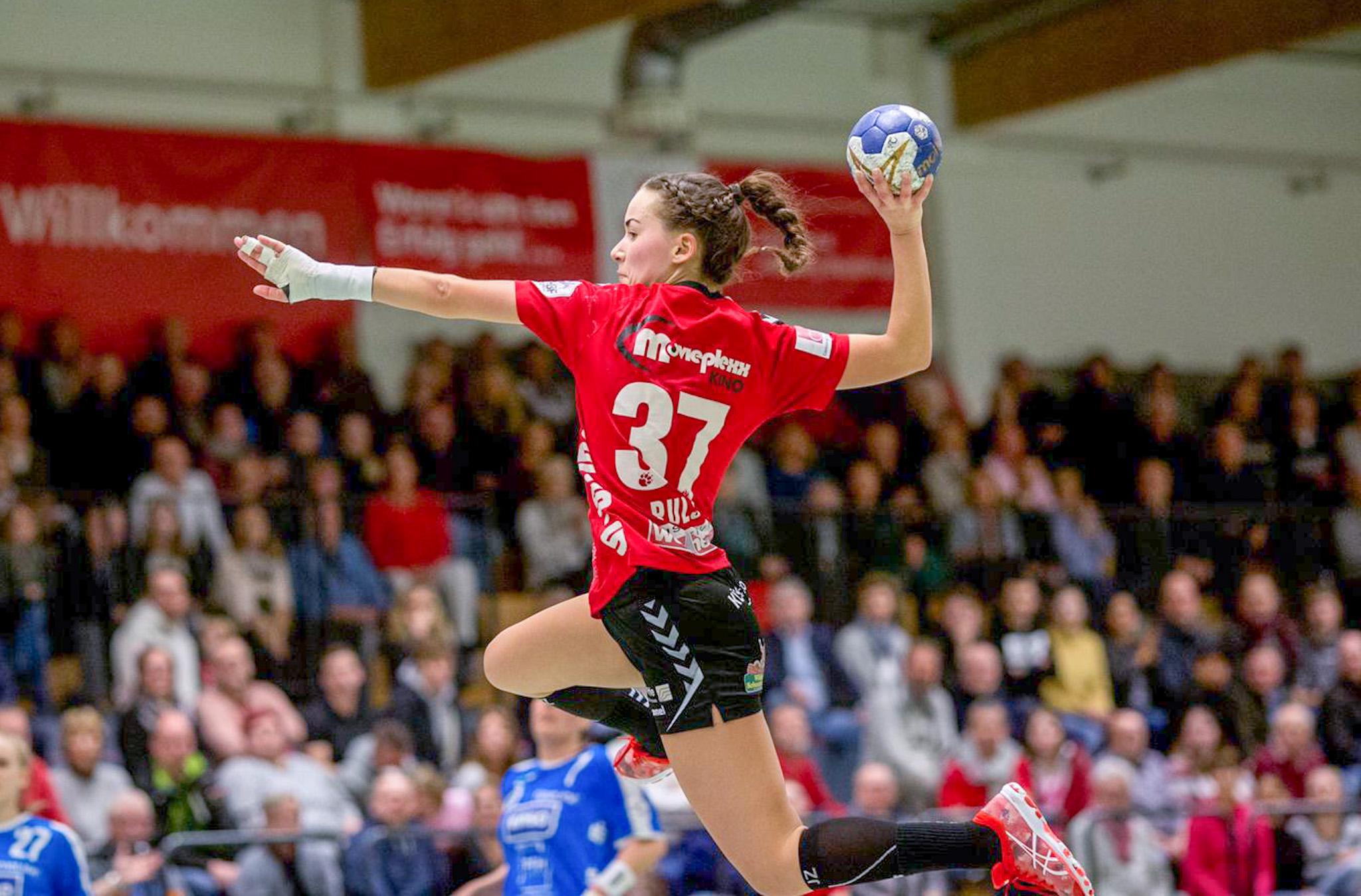 Zeliha Puls - 2. Handball Bundeliga