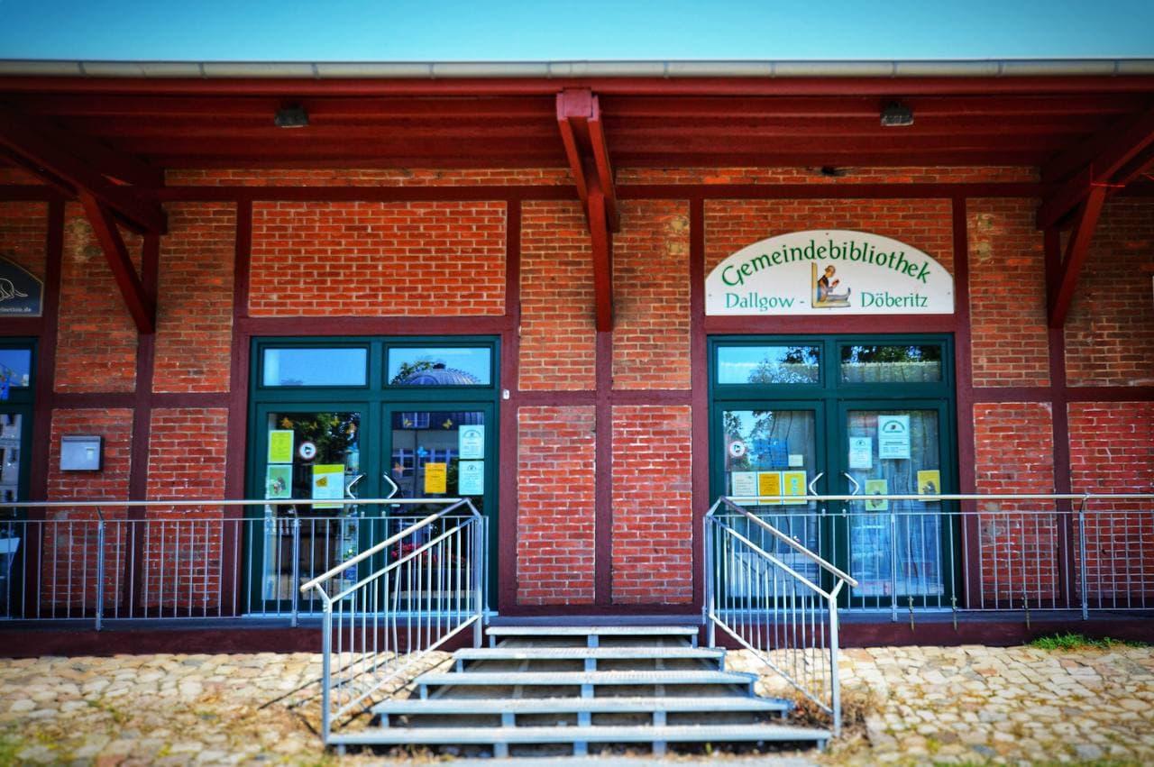 Bibliothek Dallgow sucht einen neuen Standort