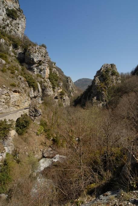 Gorges de Joucou - Pyrénées Audoises