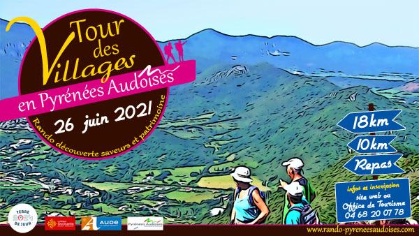 Tour des villages 2021