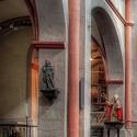 An jedem 1. Sonntag im Monat wird in Sankt Maria in Lyskirchen für den Erhalt der Kirche gesammelt. Allen Spendern herzlichen DANK!