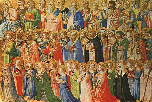 Fra Angelico: ALLERHEILIGEN