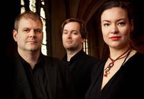 Ensemble Mizard: Johannes Lemke: Saxophon Ulrich Cordes: Tenor Laia Genc: Orgel (FOTO : Anna C. Wagner) LYSKIRCHEN