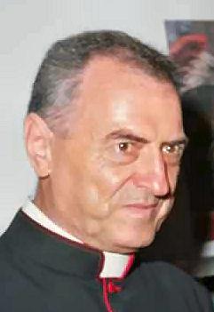 Oberster Richter der Rota ist immer ein Priester oder Bischof