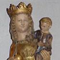 Die gotische Madonna in Sankt Maria in Lyskirchen, Köln