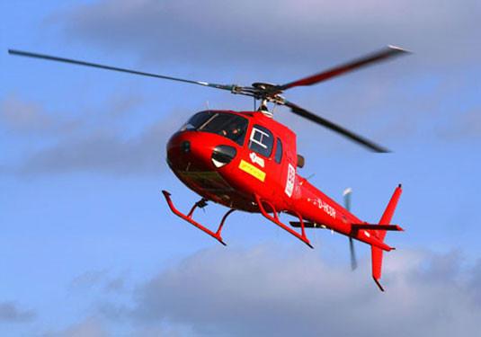 Hubschrauberrundflug Berlin