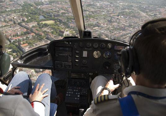 Hubschrauberrundflug über Berlin