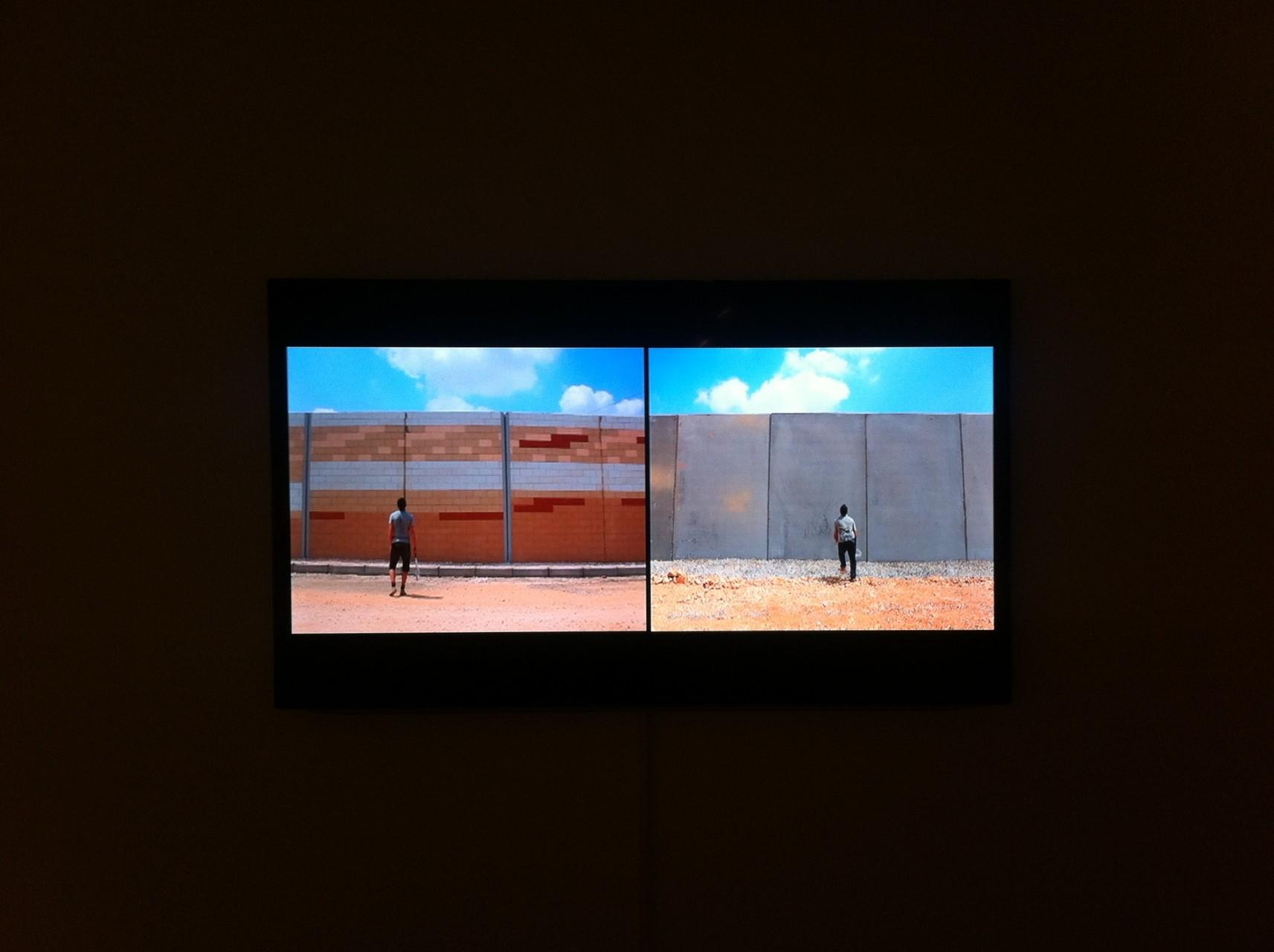 Whole in the Wall - Khaled Jarrar