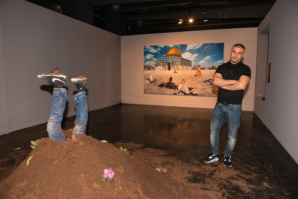 Vernissage - Shadi Al Zaqzouq