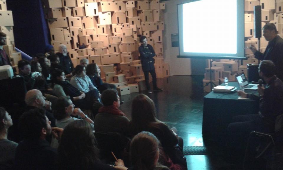 Paroles d'artistes avec Bashir Makhoul - Vendredi 19 Février