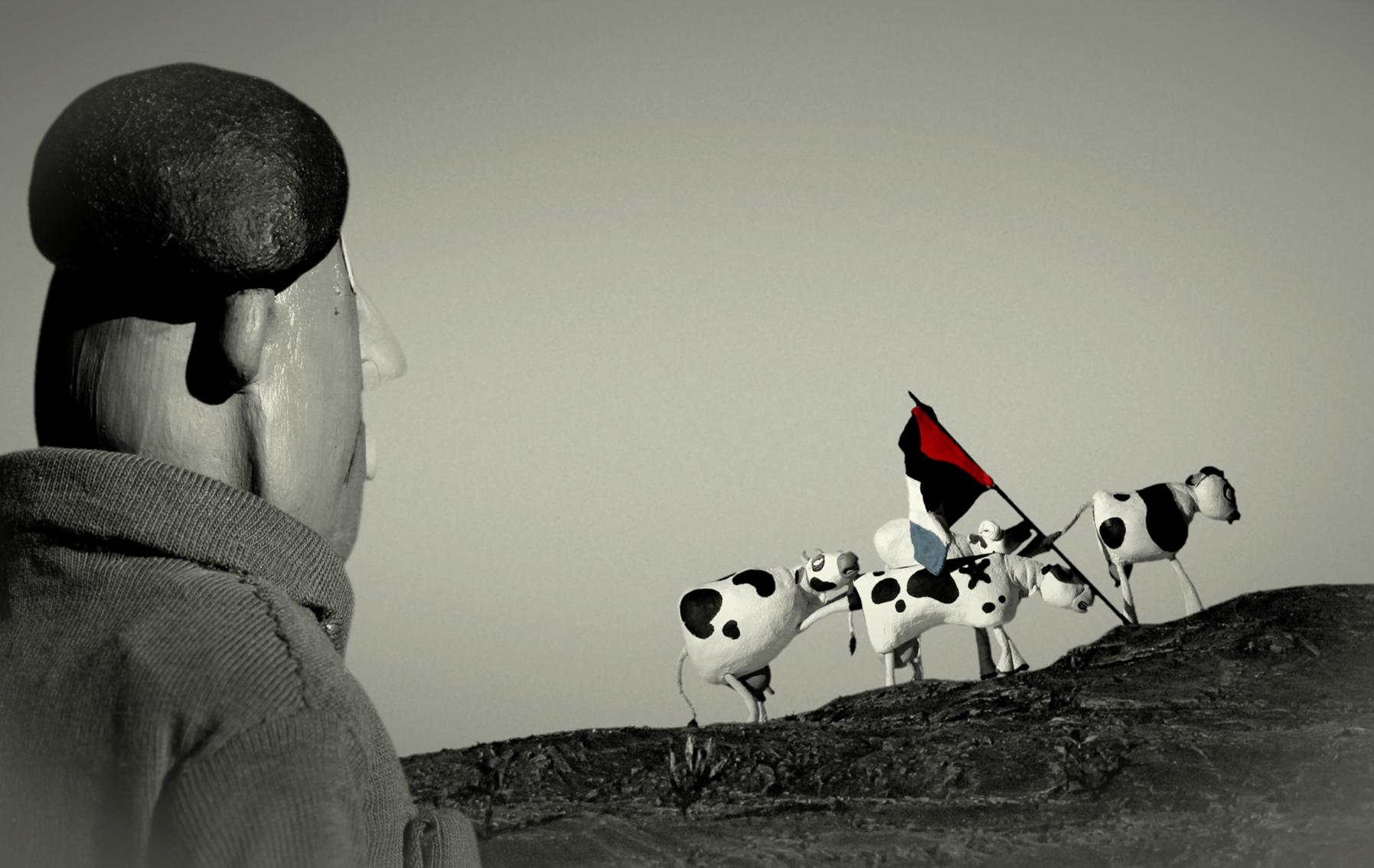 "Film ""Les 18 Fugitives"" du réalisateur Amer Shomalie"