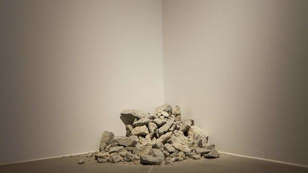 Whole in the Wall - Khaled Jarrar