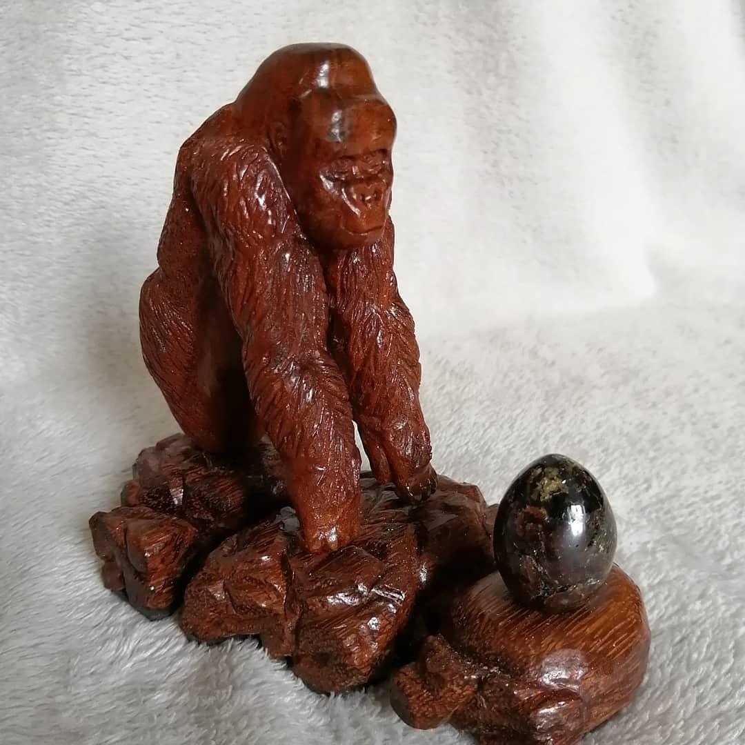 Gorille Totem