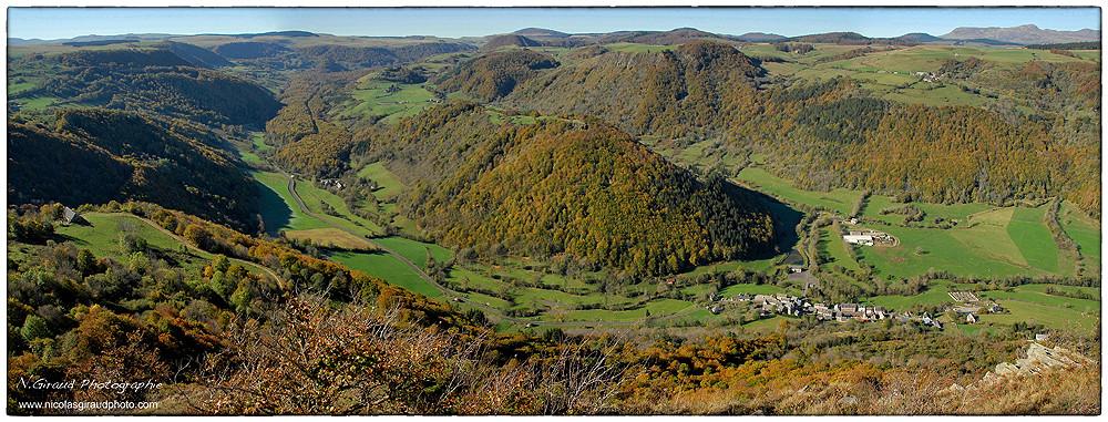 Couze du Cézalier - P.N.R. des Monts Auvergne © Nicolas GIRAUD