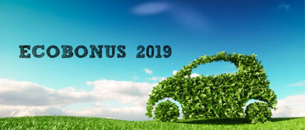 Ecobonus detrazione fiscale installazione colonnine auto elettrica.