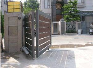 Master srl - Impianti elettrici - Milano - Automazione cancello