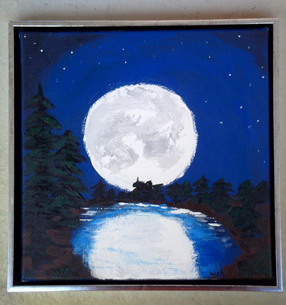 Lake Moon