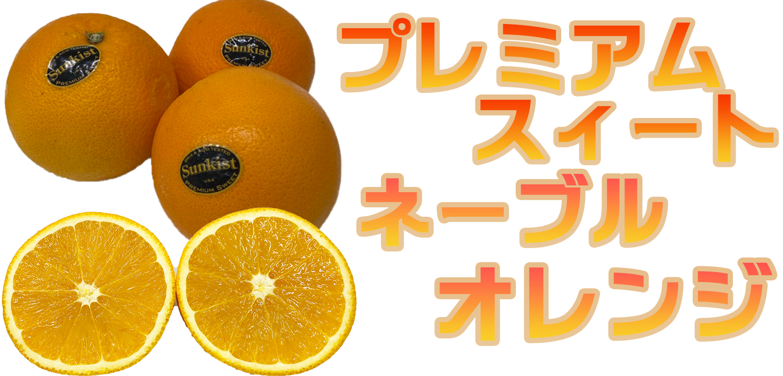 プレミアムスィートネーブルオレンジ紹介